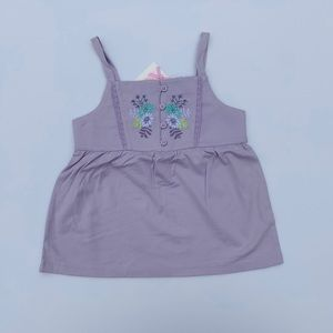 """New Janie and Jack Top """"Sweet Coral Reef"""" Sz 3T"""